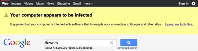 Alerta do Google
