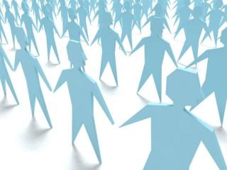 Pessoas em rede