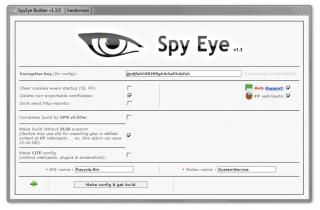 SpyEye (Foto: Reprodução)