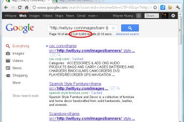 Infecção de sites (Foto: Reprodução)