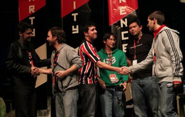 Premiação Eko Party (Foto: Anchises de Paula)