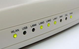 Falha está em modems ADSL de diferentes fabricantes. (Foto: 4shaws / SXC)