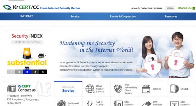 Entidades de segurança sul-coreanas elevaram risco para 'substancial'. (Reprodução)