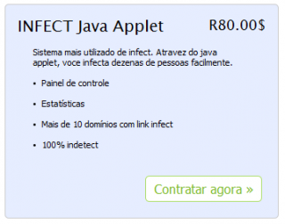 Black Store - Java Applet