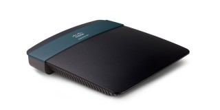 Roteador wireless Cisco Linksys EA2700. (Divulgação)