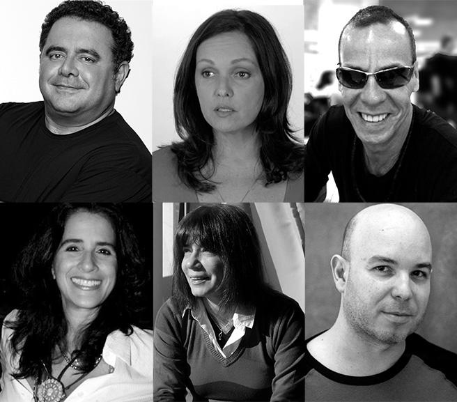Artistas falaram com colunista Luciana Leme sobre insultos protegidos pelo anonimato da rede. (Divulgação/Arte LD)