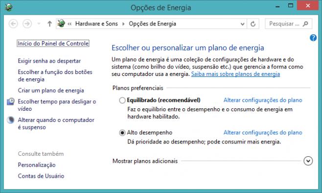 """Notebooks são voltados para baixo consumo de energia. """"i5"""" em notebook não é um """"i5"""" em desktop. Configurações de energia também podem reduzir desempenho."""